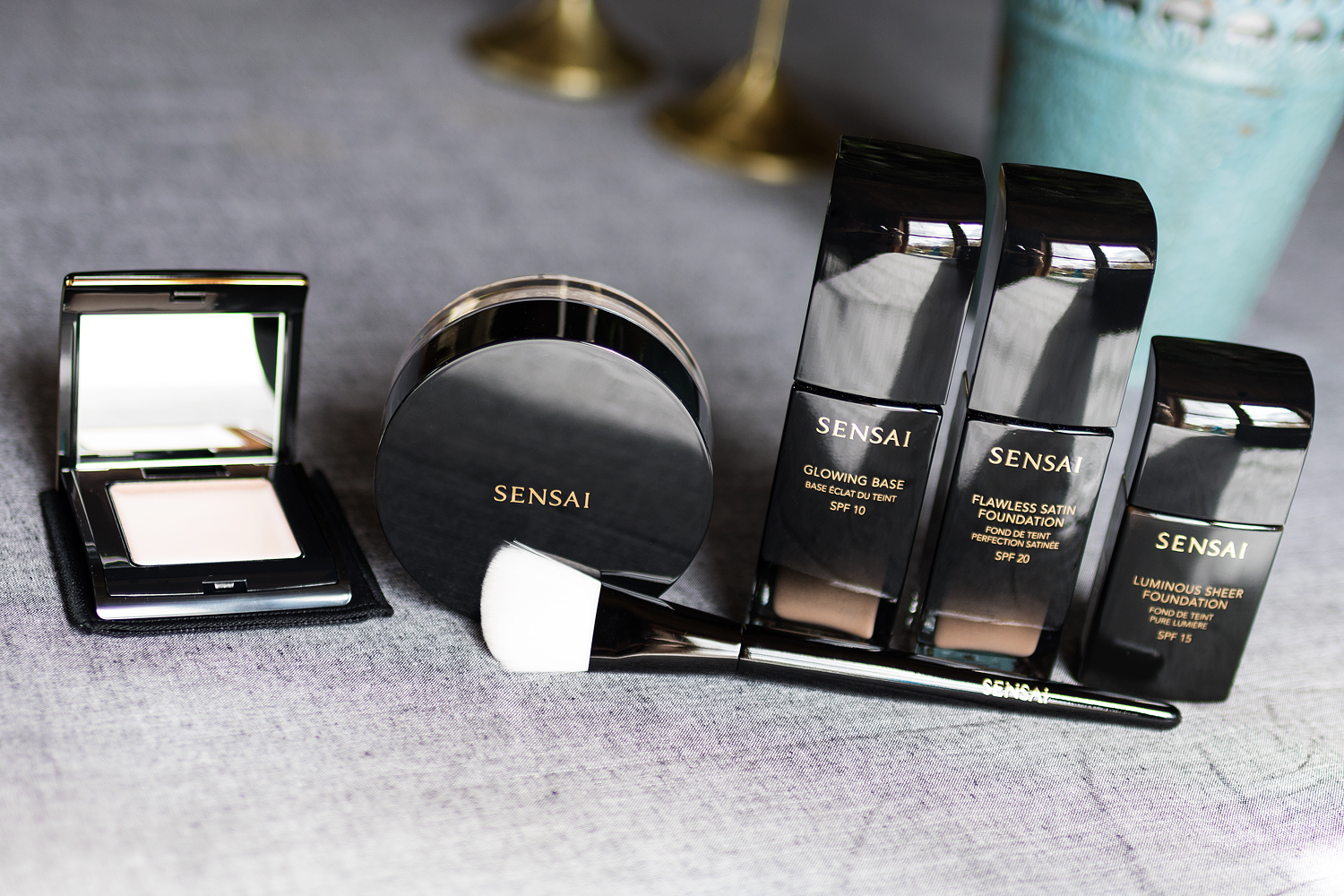 Skin Dressed in Light. New highlighting collection by Sensai