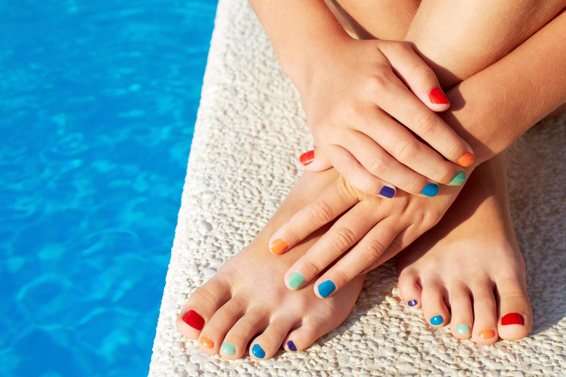 How to Get Your Feet Ready for Summer? My Foot Care & Pedicure