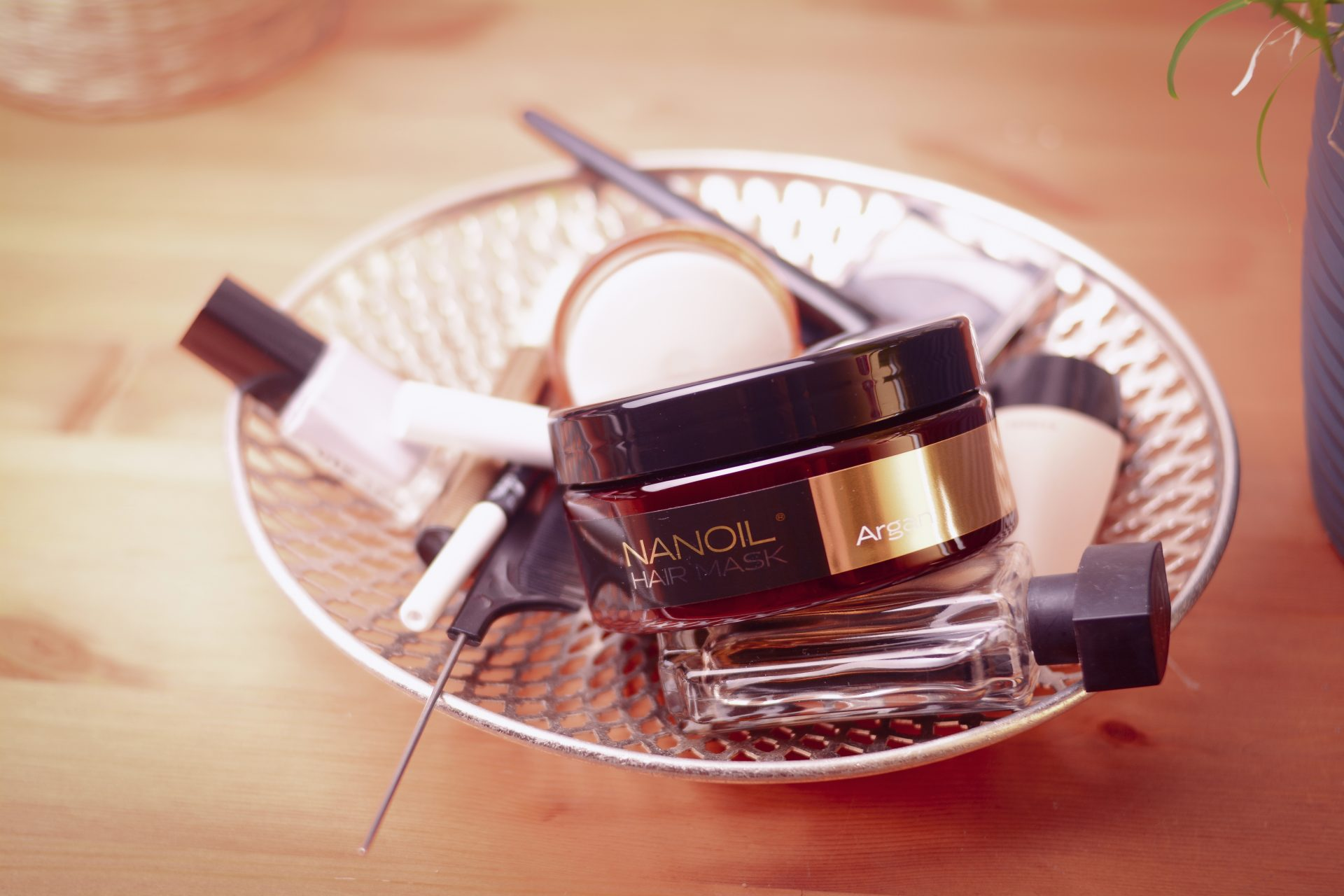 The power of argan oil in the Nanoil Argan Hair Mask. Does it really work?